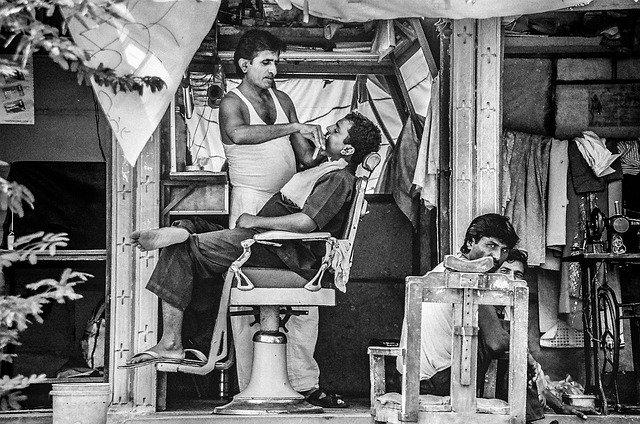 curso de barberia hombres